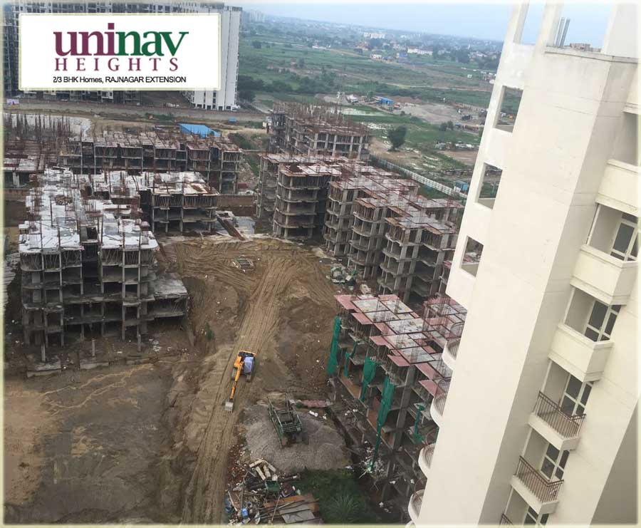 Uninav Heights - Phase 2